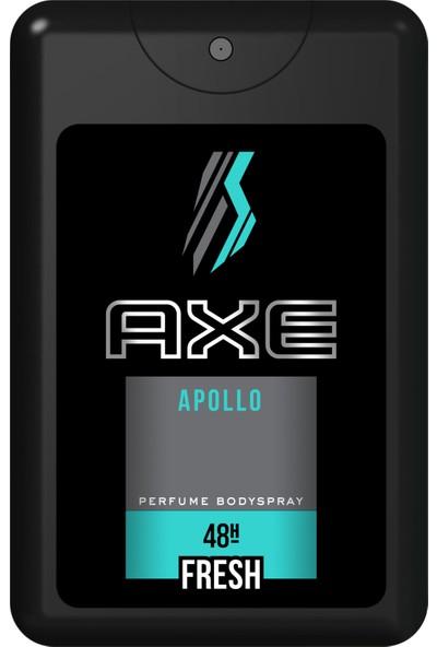 Axe Apollo Cep Parfümü Erkek Edt 17 ml