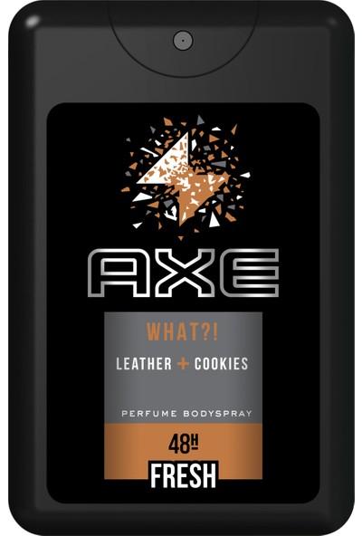 Axe Leather and Cookies Cep Parfümü Erkek Edt 17 ml