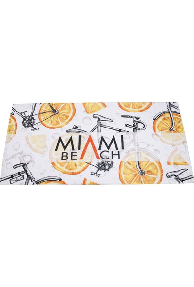 Miami Beach Plaj Erkek Havlu 380H1009