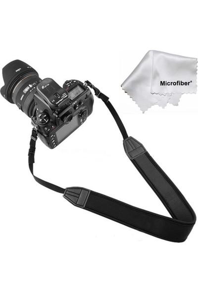 Tianya Neoprene Omuz Boyun Askısı - Canon 300D 350D 400D 450D 500D 550D 600D