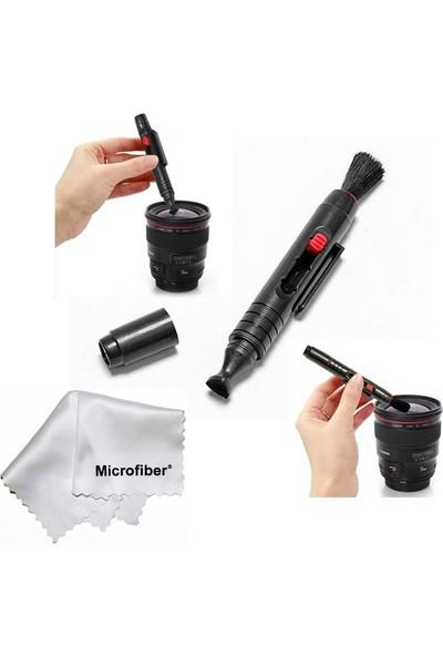 Tianya Lenspen Lens Objektif Temizleme Kalemi + Microfiber Bez - Canon Nikon Sony Fujifilm Olympus Vb.