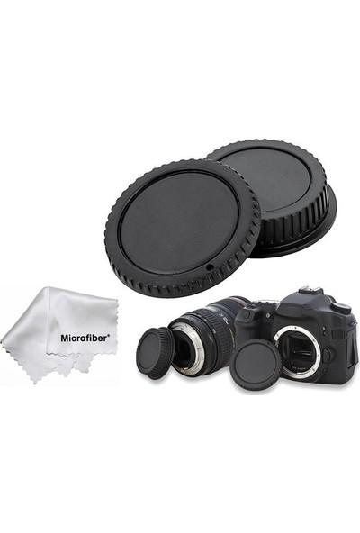 Tianya Body Ön ve Lens Arka Kapağı Canon 300D 350D 400D 450D 500D 550D 600D