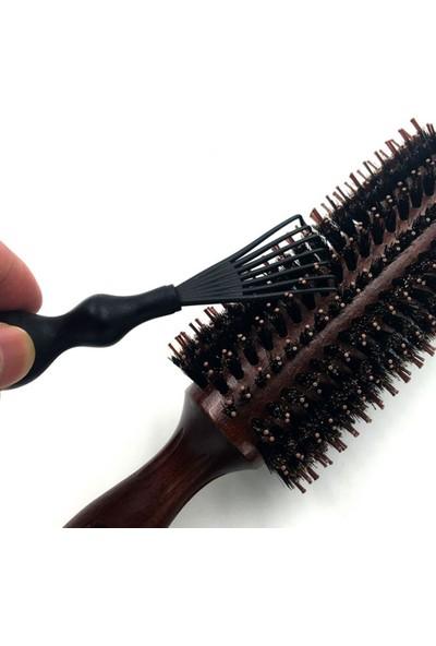 GOB2C lastik Saç Fırçası Temizleyici Siyah