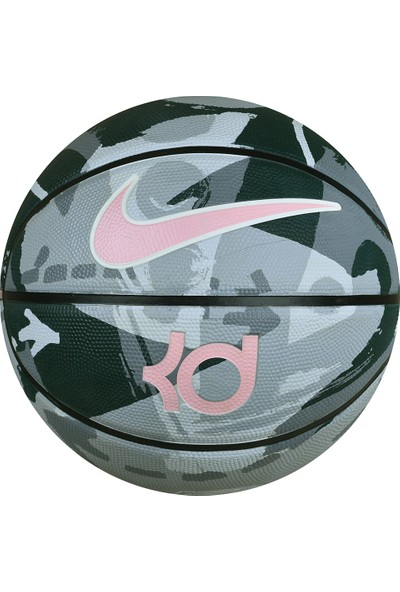 Nike N0002247 934 Kd Playground Kauçuk 7 No Basketbol Topu