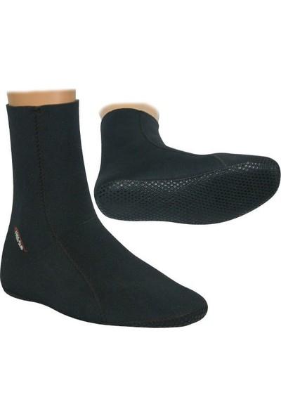 Free-Sub Jarse Tabanlı Dalış Çorabı 3mm