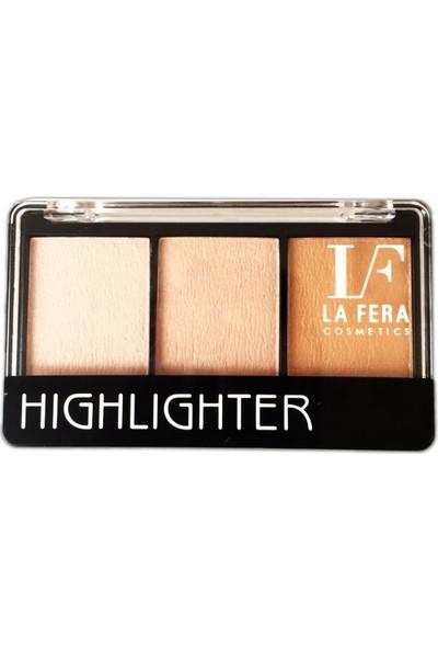 La Fera 3'lü Aydınlatıcı