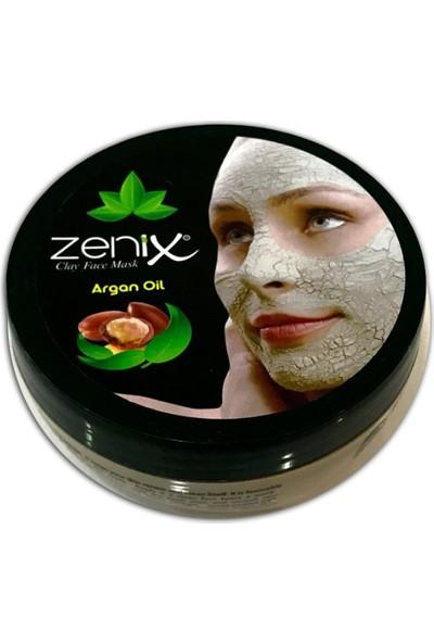 Zenix Argan Yağlı Kil Maskesi 350 gr