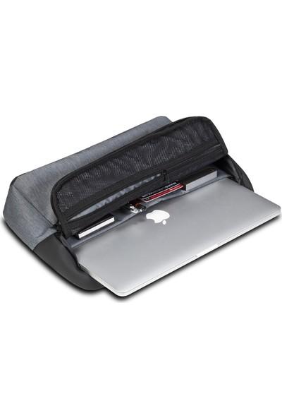 Classone NT1304 14'' New Trend Serisi Notebook Çantası-Gri