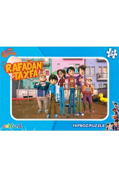 Adeland Trt Çocuk Rafadan Tayfa 24 Parça Yapboz / Puzzle (3+)