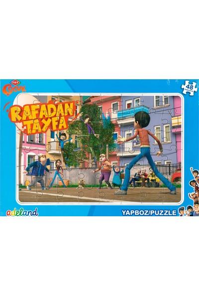Adeland Trt Çocuk Rafadan Tayfa 48 Parça Yapboz / Puzzle (3+)
