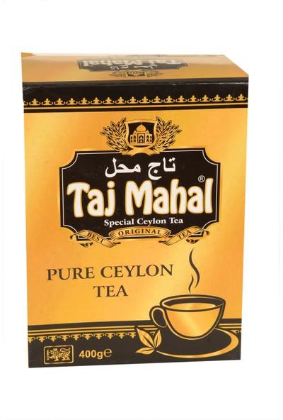 Taj Mahal Pure Ceylon Tea Altın Yaprak Ceylon Çay 400 gr