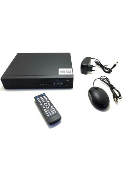 Avenir AV-TC04N 1080N 4kanal 2mp Ahd Dvr Kayıt Cihazı (Hybrid)