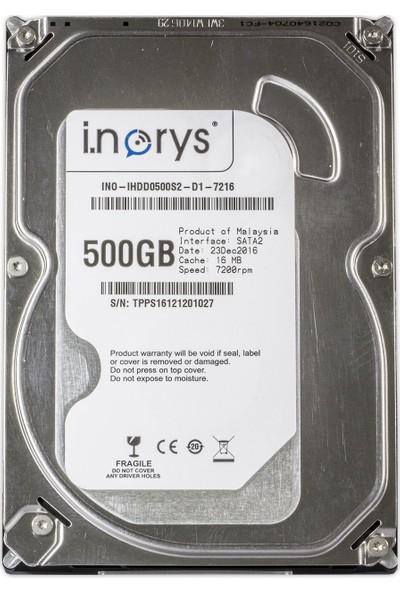 Inorys 500GB HDD Harddisk