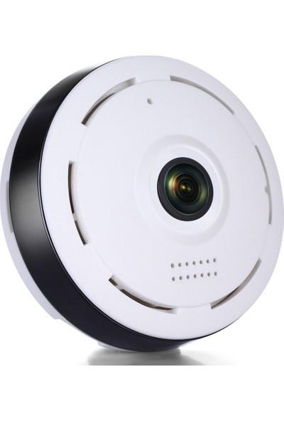 Electroon Panaromik Tavan Tipi Wi-Fi Kamera 360DERECE Gece Görüşlü