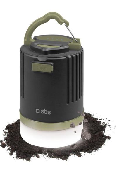 Sbs Outdoor Hızlı Şarj Cihazı ve Kamp Lambası - Suya Dayanıklı -