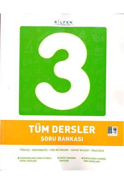 Bilfen Yayıncılık 3. Sınıf Tüm Dersler Soru Bankası