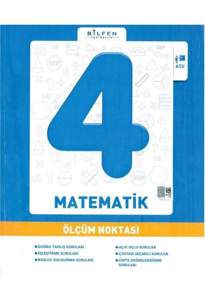 Bilfen 4. Sınıf Matematik Ölçüm Noktası 2019