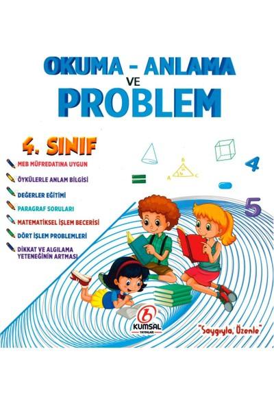 Kumsal Yayınları 4. Sınıf Okuma Anlama Ve Problem 2019
