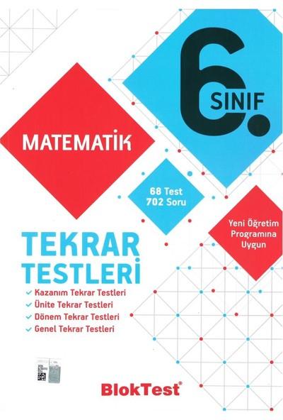 Tudem 6. Sınıf Matematik Tekrar Testleri 2019