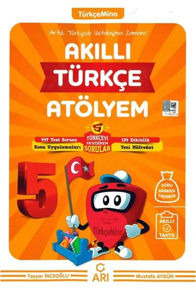 Arı Yayınları 5. Sınıf Türkçe Atölyem 2019