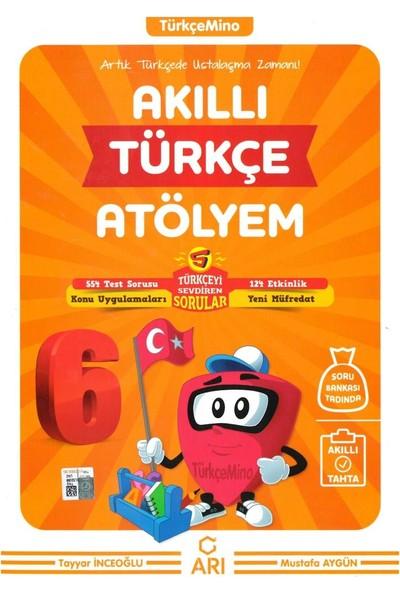 Arı Yayınları 6. Sınıf Türkçe Atölyem 2019
