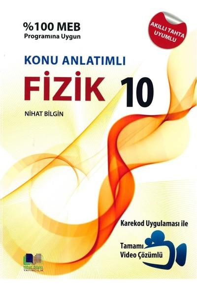 Nihat Bilgin 10.Sınıf Fizik -Ka-2019