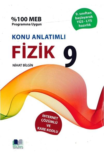 Nihat Bilgin 9.Sınıf Fizik -Ka- 2019