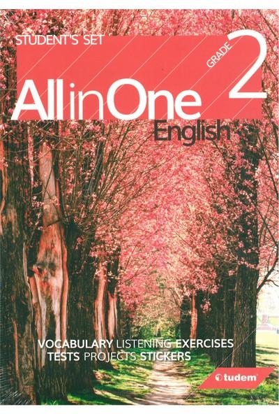 Tudem 2. Sınıf İngilizce Allin One 2019