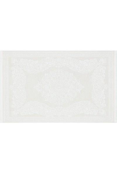 Türkmen Halı Gloria 4107 Kemik Kilim 80x150 cm