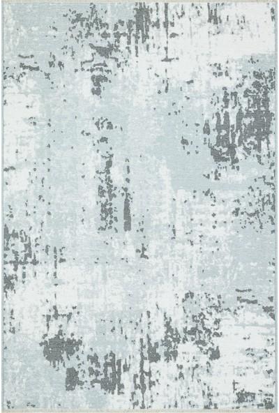 Türkmen Halı Palermo 6107 Gri Kilim 80x150 cm