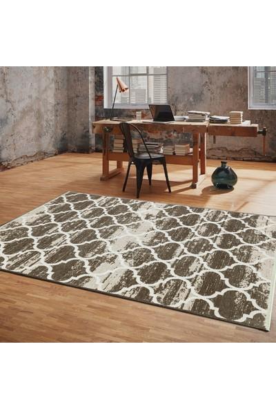 Türkmen Halı Palermo 6119 Kemik Kilim 80x150 cm