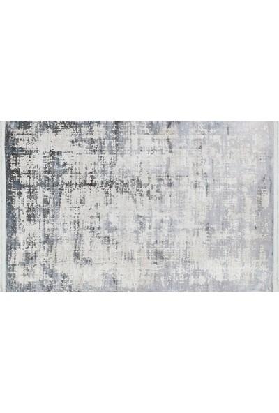 Türkmen Halı Pavia 1696 Gri080x150 cm