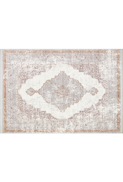 Türkmen Halı Boutique 7002 Gric080x150 cm