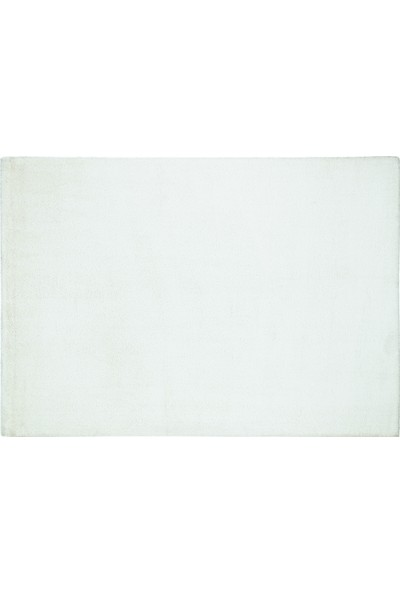 Türkmen Halı Konforium PC00A Beyaz120X180 cm