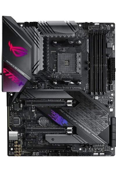 Asus ROG Strix X570-E Gaming AMD X570 4400MHz DDR4 Soket AM4 ATX Anakart