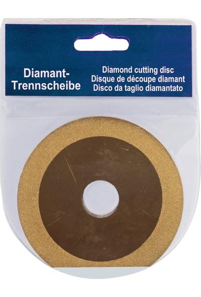 Merttools Elmas Disk Aşındırıcı Titanyum Kaplı 115 mm