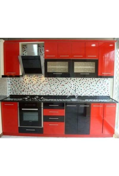 Temiz Folyo Kendinden Yaoışkanlı Parlak Kırmızı Folyo 61 cm x 1 Metre