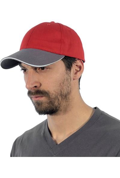Şensel Kırmızı Şapka Spor Şapka