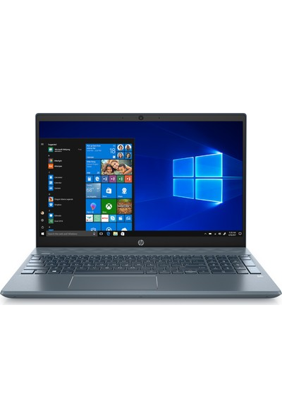 "HP Pavilion 15-CS2003NT Intel Core i5 8265U 8GB 1TB MX130 Windows 10 Home 15.6"" FHD Taşınabilir Bilgisayar 6VJ88EA"