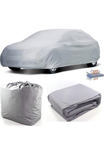 Hatchback Araçlara Özel Oto Brandası Su Gecirmez Miflonlu Araba Branda 4 Mevsim Koruma