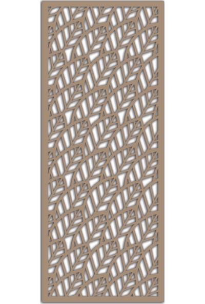 Liar Ahşap Seperatör (Paravan) - KSP-66 - (10 mm) - (69 cm x 139 cm) - (Ham)