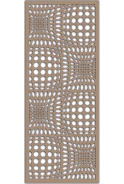 Liar Ahşap Seperatör (Paravan) - KSP-106 - (10 mm) - (85 cm x 210 cm) - (Ham)