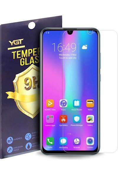 Joyroom Huawei P Smart 2019 Cam Ekran Koruyucu Aktif Aksesuar Şeffaf