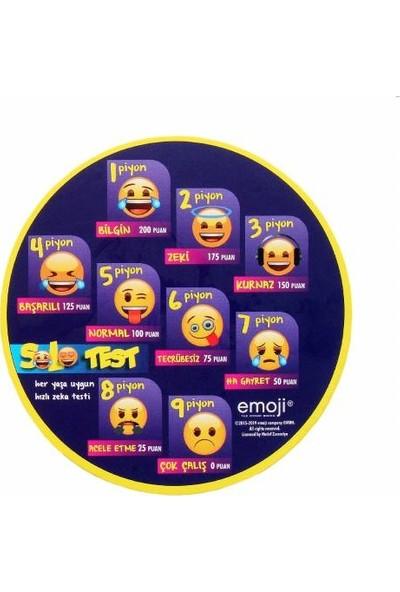 Emoji Solo Test Zeka Oyunu Lisanslı 12 Adet