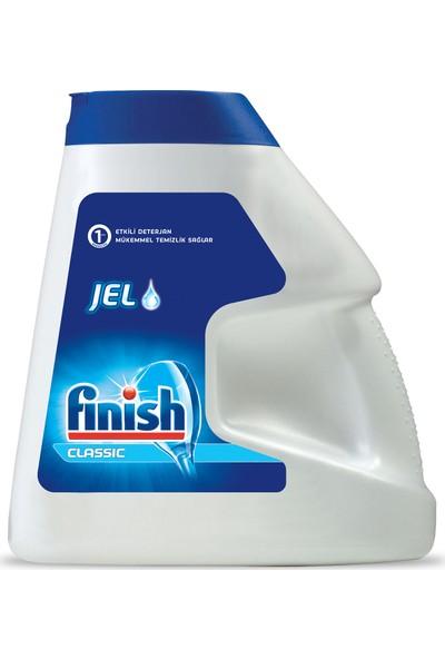 Finish Classic Jel 1300 ml Bulaşık Makinesi Deterjanı