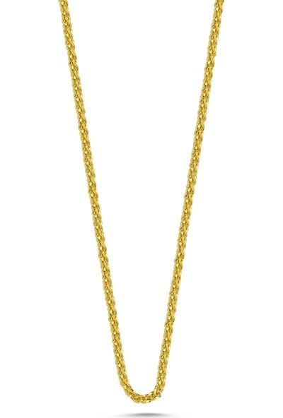 Aypa Mücevher 50 Cm Sarı Altın Zincir