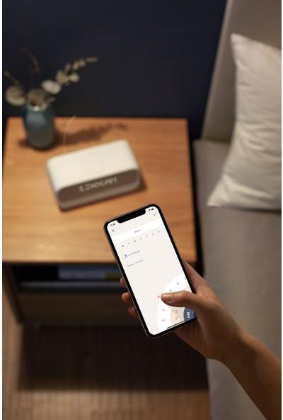 Anker SoundCore Wakey - Qi Hızlı Kablosuz Şarjlı Çalar Saat FM Radyo - Bluetooth 5.0 Stereo Hoparlör