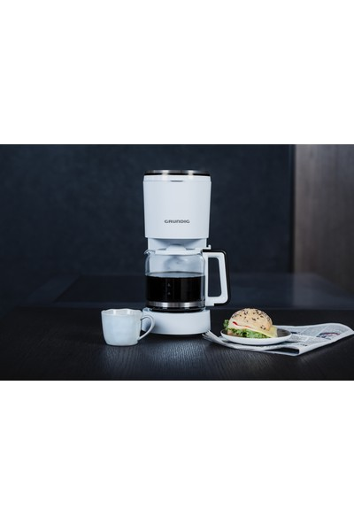 Grundig NEWLINE KM 5860 P Filtre Kahve Makinesi