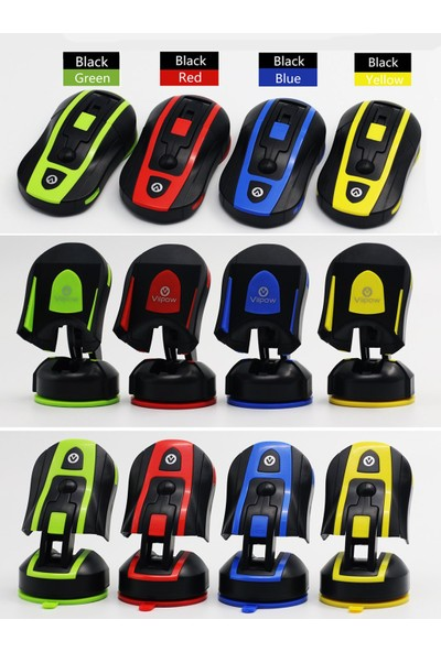Viipow Araç İçi Telefon Tutucu - Sarı