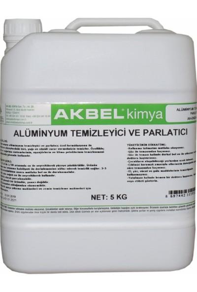 Akbel Alüminyum Temizleyici ve Parlatıcı 5 kg Konsantre